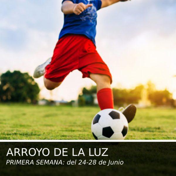 II Campus de Fútbol Pebetero 24 de junio al 28 de junio (2019) 1