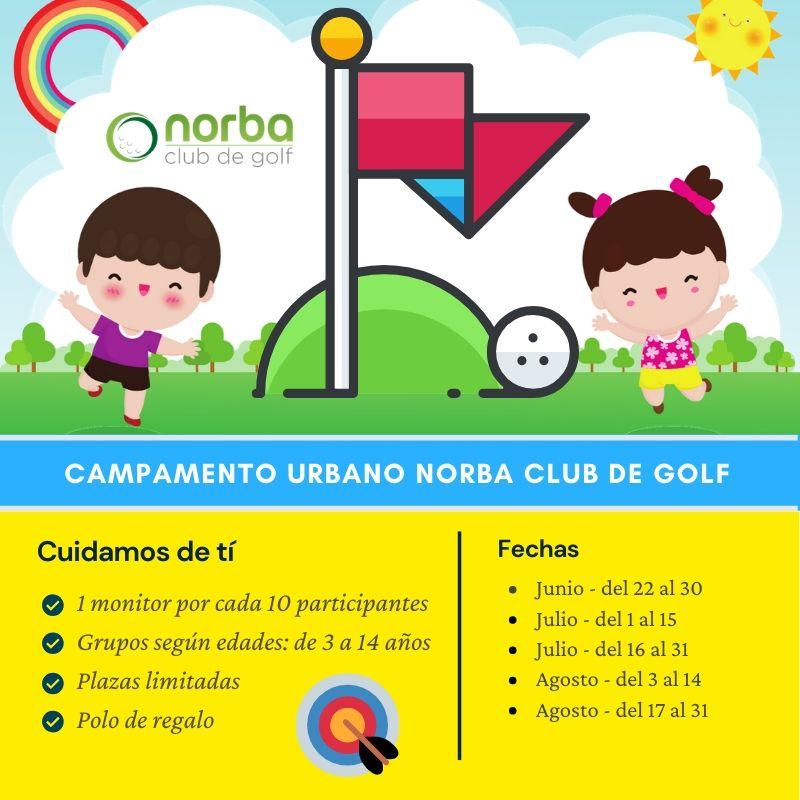 campamento-urbano-norba-club-de-golf